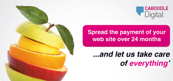 Spread the payment of your website
